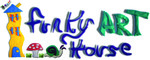 Thumb funky art house logo copy