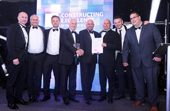 Constructing Excellence in the North East Awards 2018 – Winners Announced
