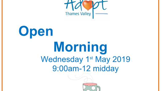 Adopt Thames Valley Coffee Morning