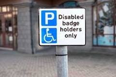 Blue Badge Scheme extended