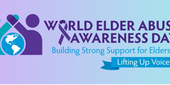 World Elder Abuse Awareness Day - 15th June 2020