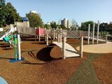 Modern, imaginative playgrounds for children of all abilities