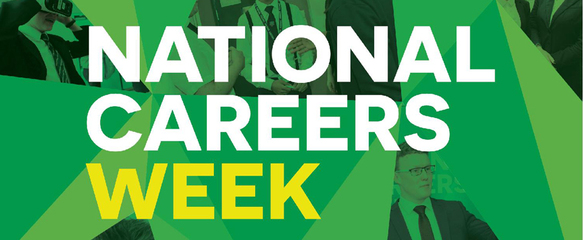 National Careers Week: 1st - 6th March