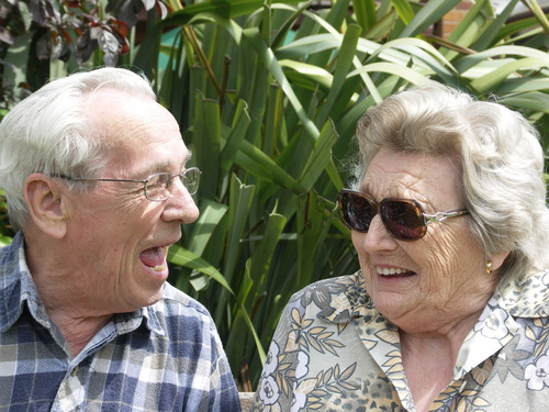 Older people are urged to have their say