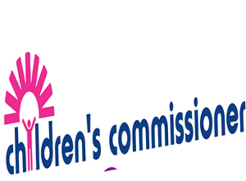 Children s comissioner logo box