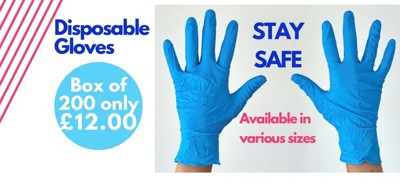Click the link to view our full range of PPE