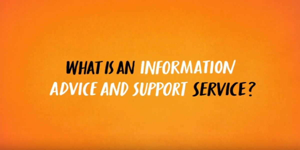 What is an information advice and support service?