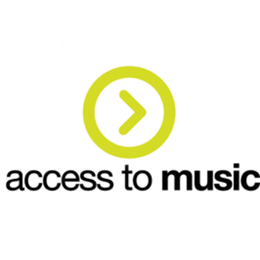 Thumb access to music thumbnail image