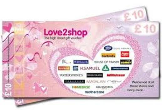 Free shopping voucher!!!