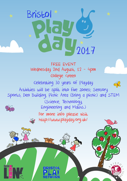 Bristol Play Day Free Event