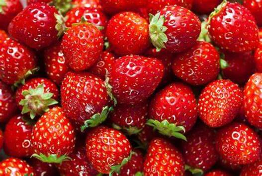 Plenty of Strawberrys, but no Wimbelden