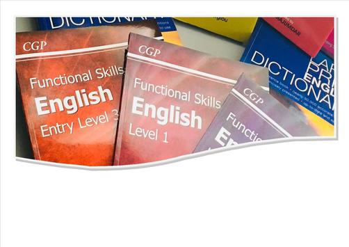 Functional skills English. Free Courses - Places available