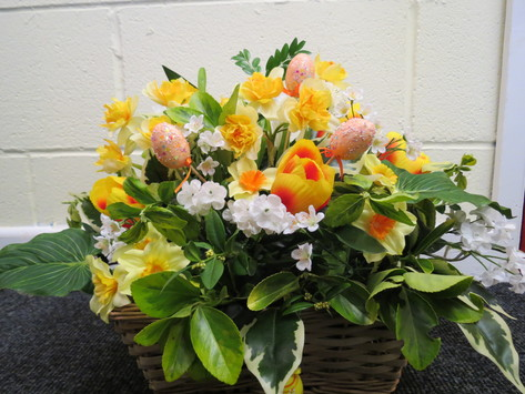 Easter Flower Arranging Workshop