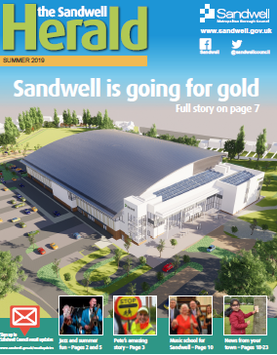 Sandwell Herald Summer Edition