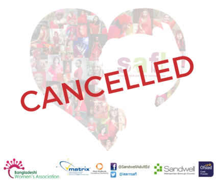 Cancelled: Women's and Mother's Day Extravaganza