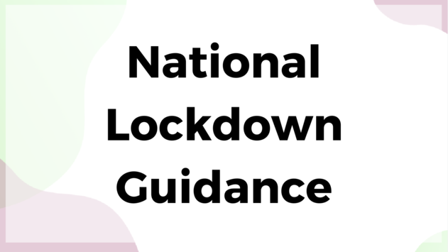 National Lockdown - Classroom Based Courses