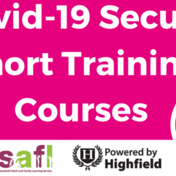Thumb covid 19 secure short training courses